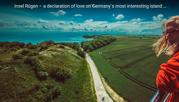 Weil wir die Insel Rügen lieben.
