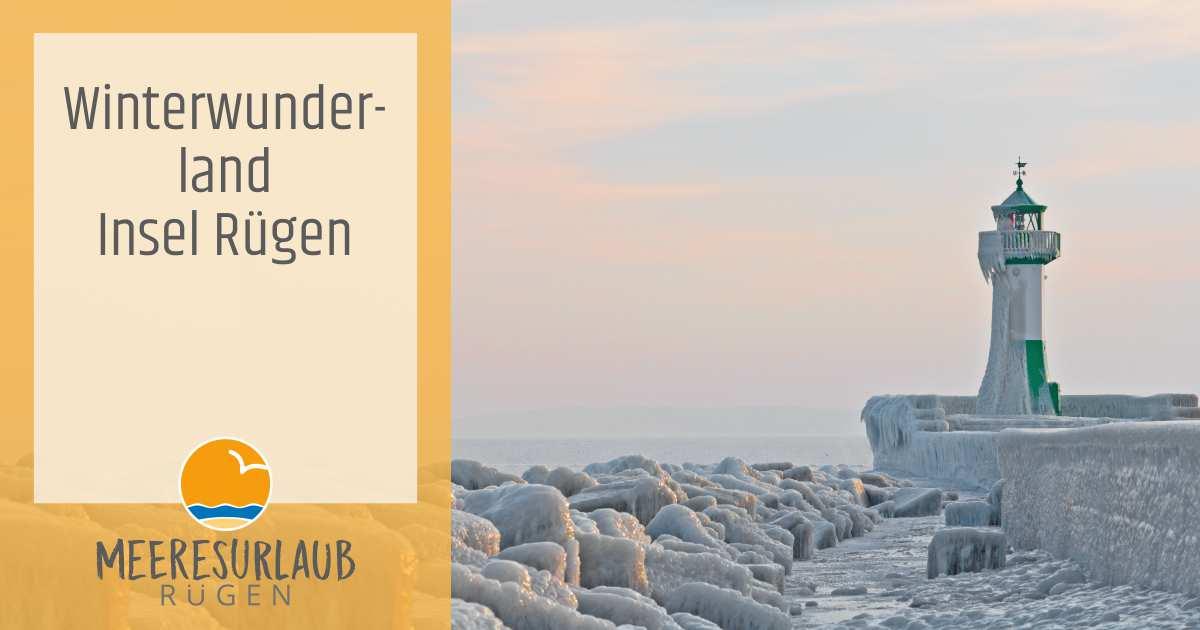 Rügen - ein Wintermärchen - cover