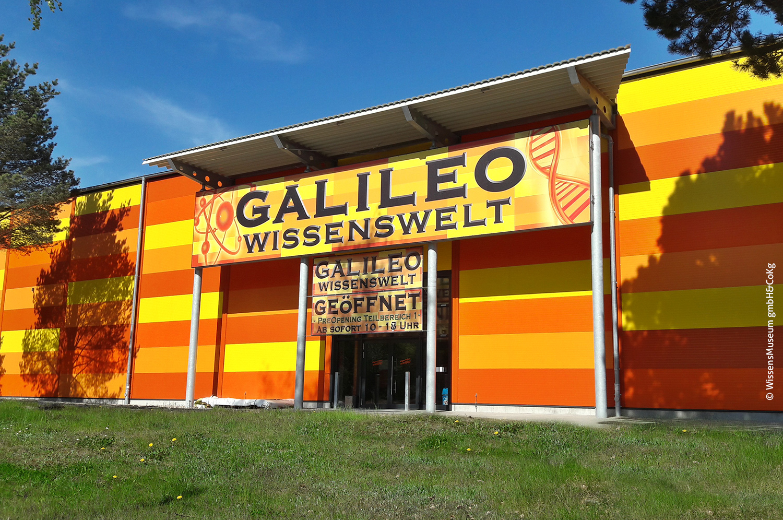 Abenteuerurlaub Galileo