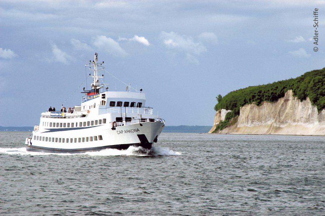 """Heiraten auf Hoher See auf dem Adler-Schiff MS """"Cap Arkona"""""""