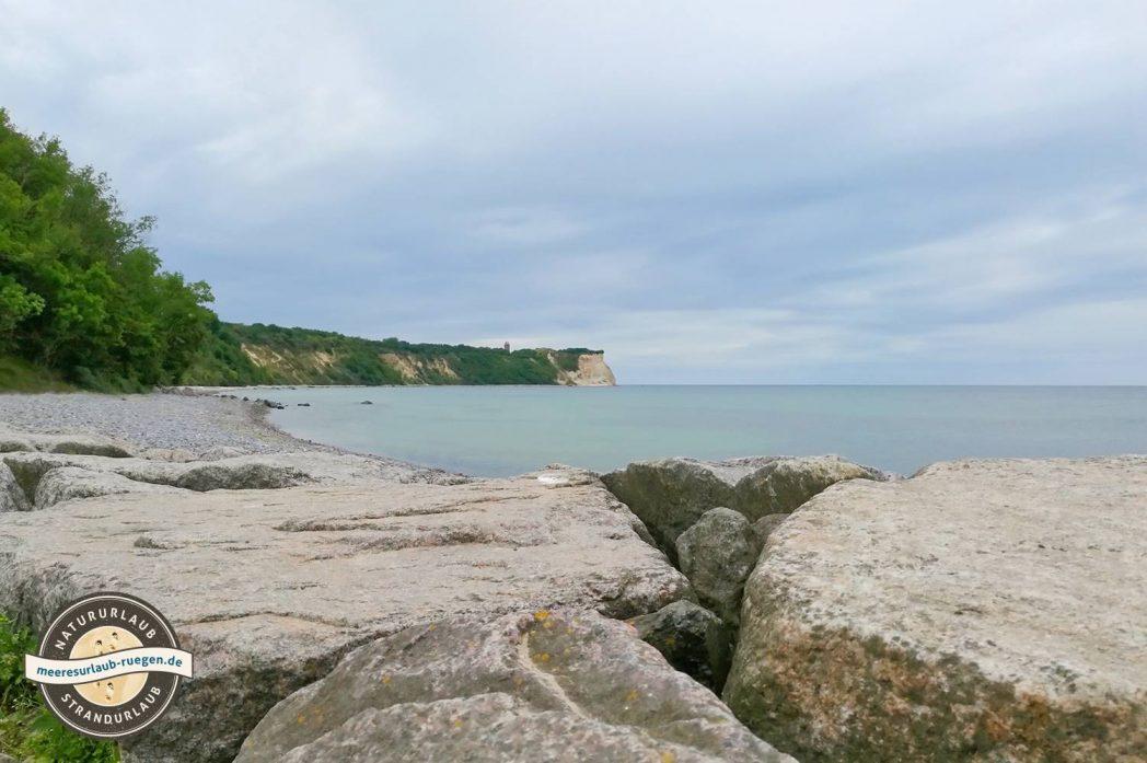 Der Blick vom Vitter hafen auf Kap Arkona - schöne Insidertipps für Rügen
