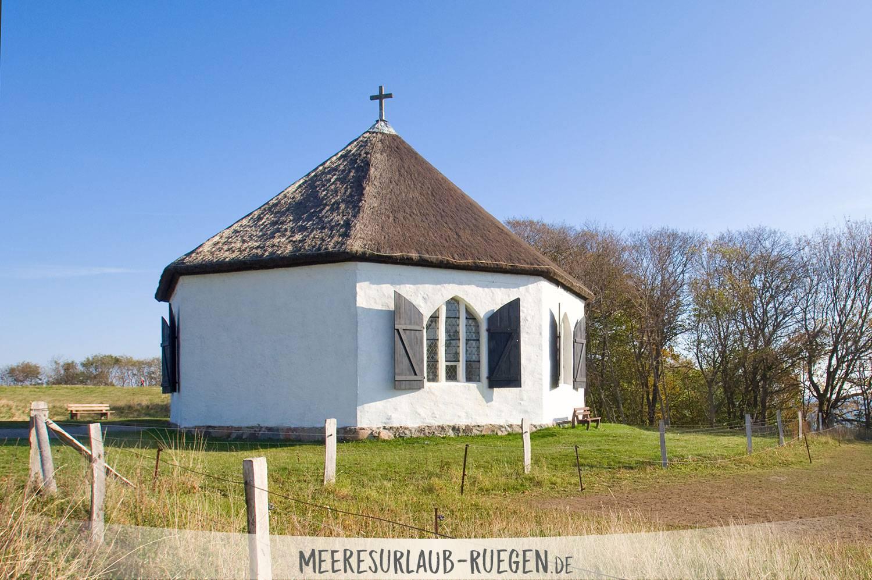 Kurztrip nach Rügen zur Uferkapelle Vitt