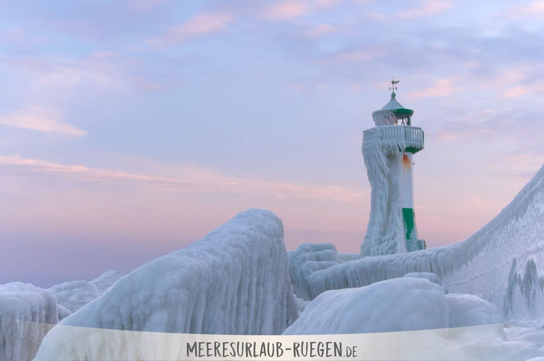Erlebe die Ostsee von iher frostigen Seite
