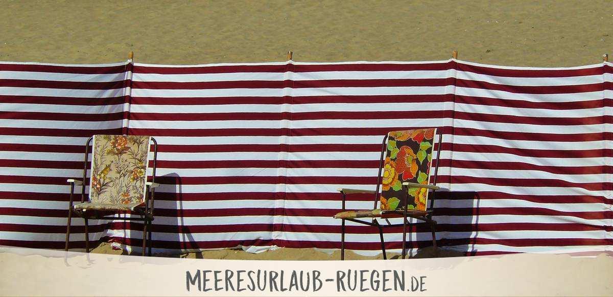 der Winschutz gehört zu den 9 Dingen für den perfekten Strandtag